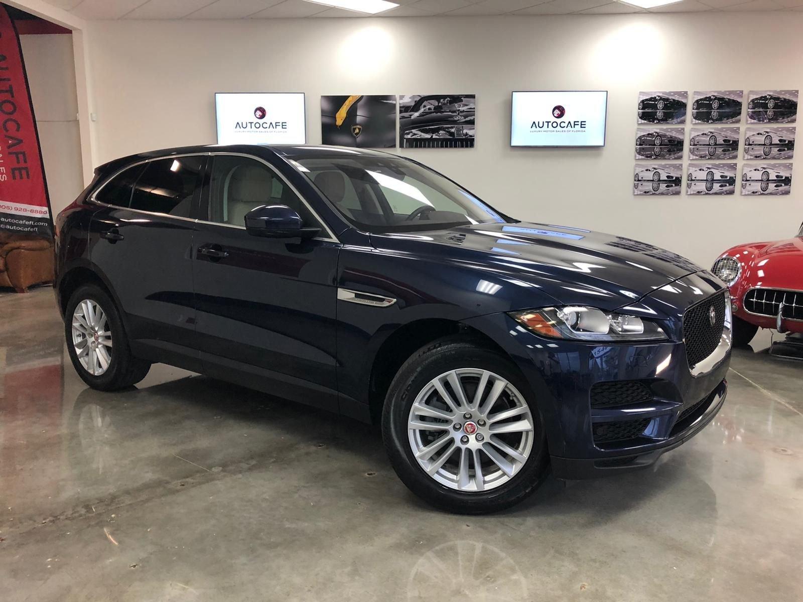 2017 jaguar f pace 35t prestige awd