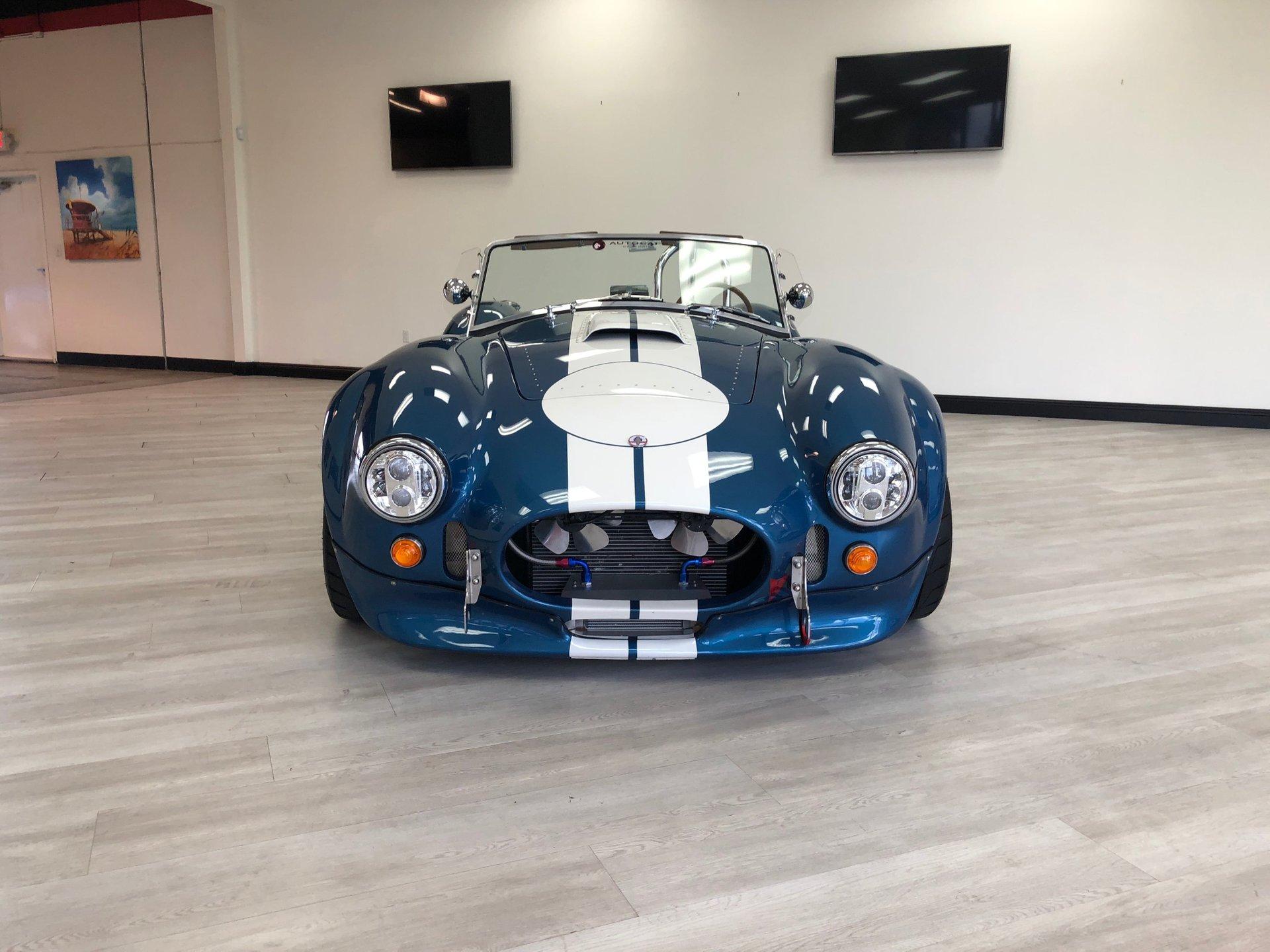 1965 backdraft racing cobra rt3 roadster