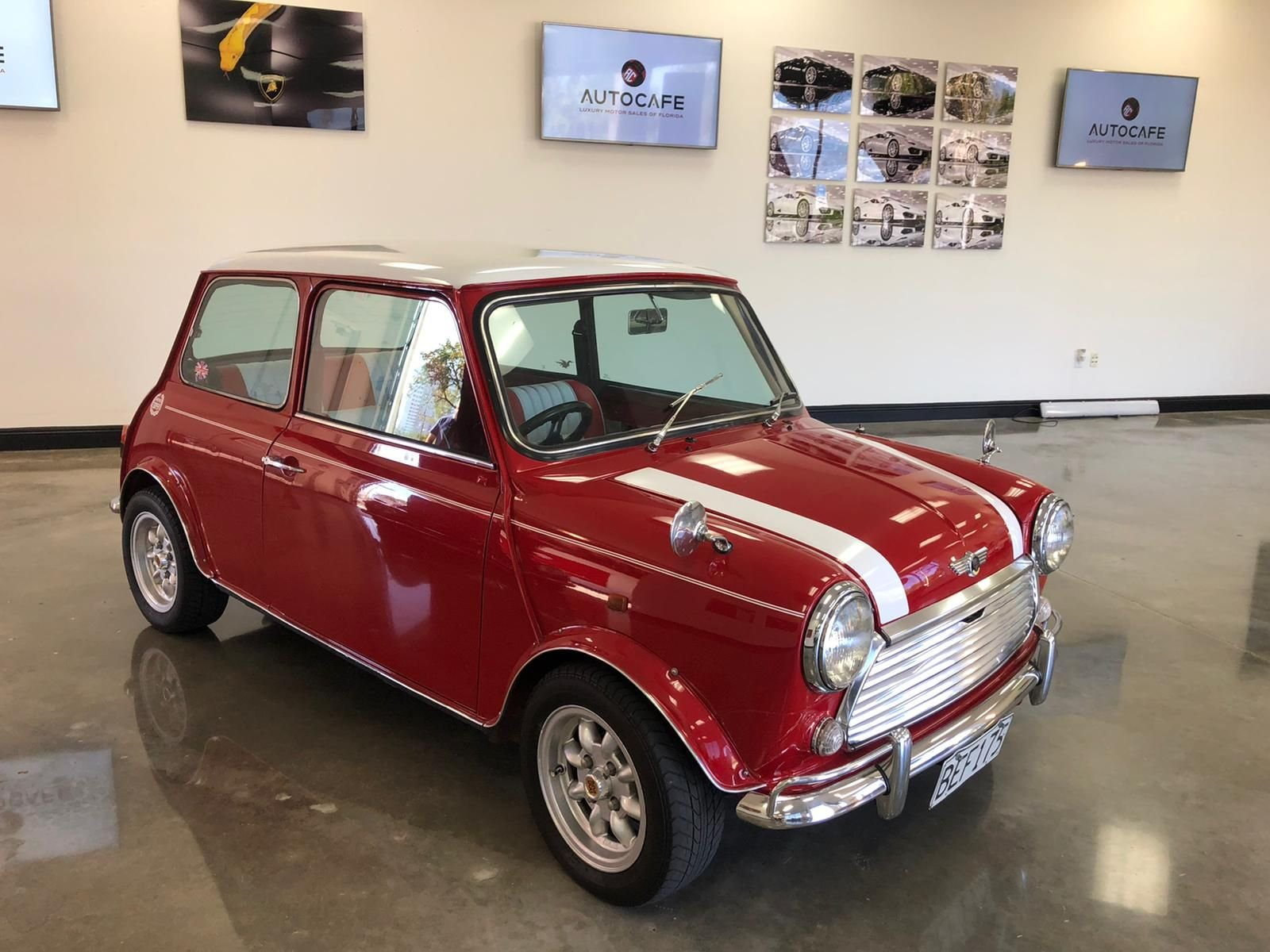 1967 austin mini cooper right hand drive