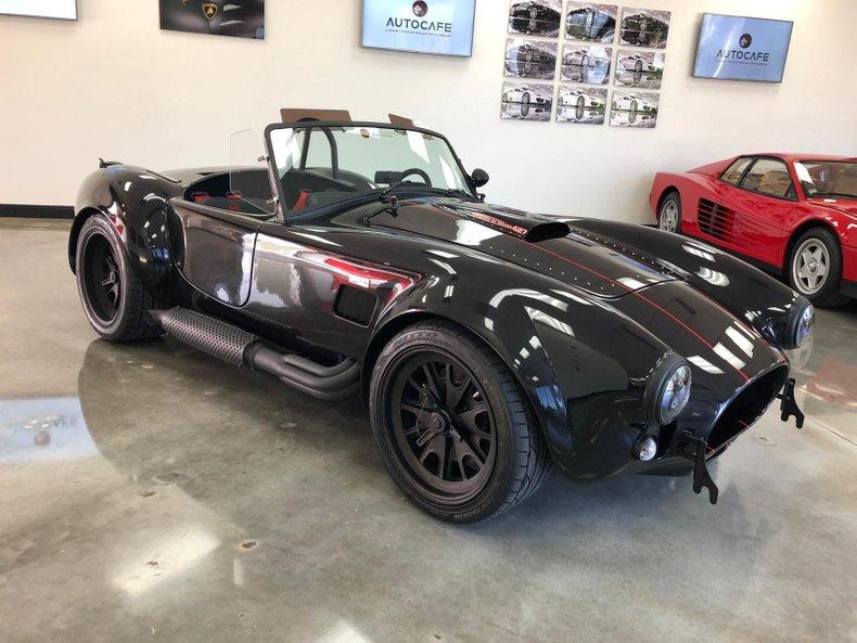1965 Backdraft Racing Cobra RT4 Roadster