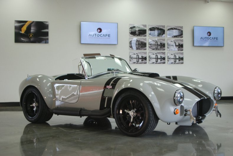 1965 Backdraft Racing Cobra RT4 Roadster