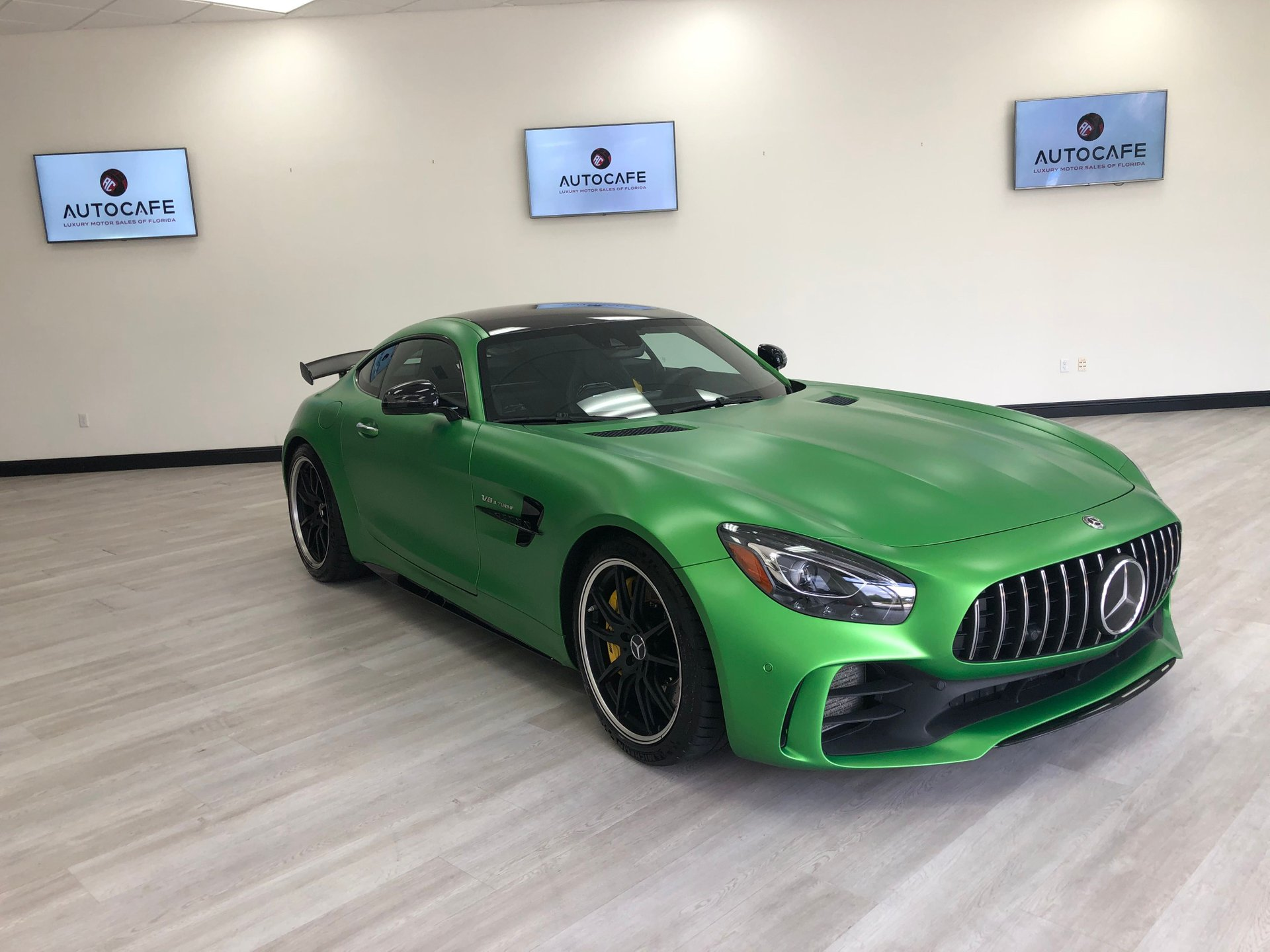 2018 mercedes benz amg gt amg gt r coupe