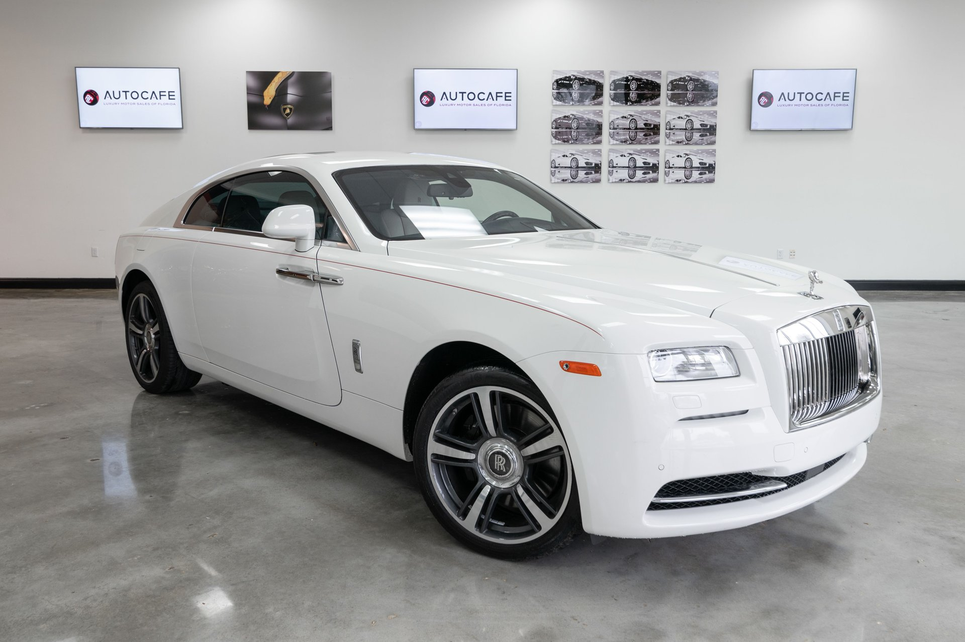 2016 rolls royce wraith 2dr coupe