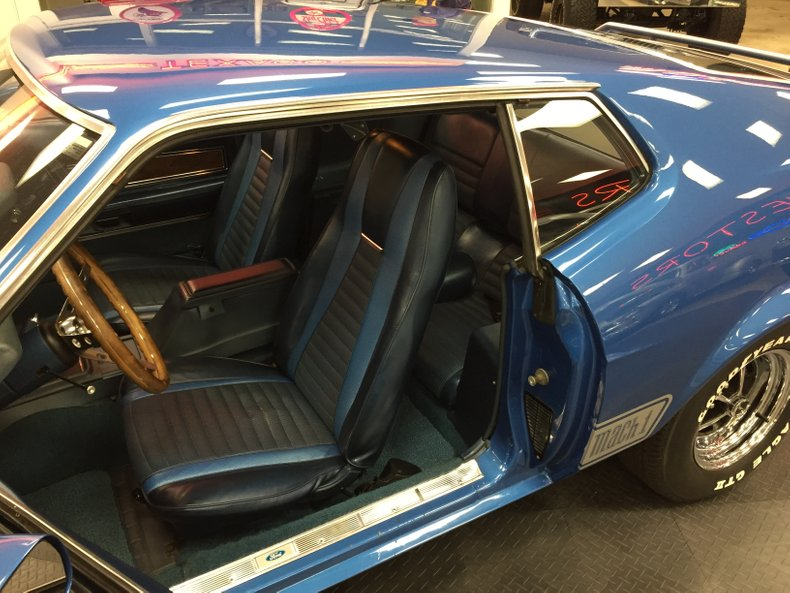 For Sale 1973 Ford Mustang