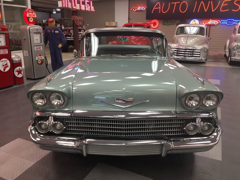 For Sale 1958 Chevrolet Bel Air