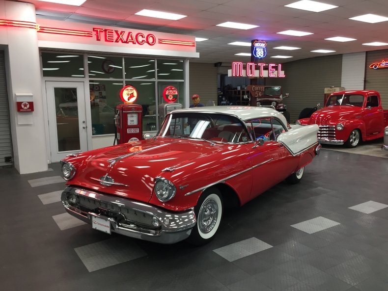 For Sale 1957 Oldsmobile Super 88