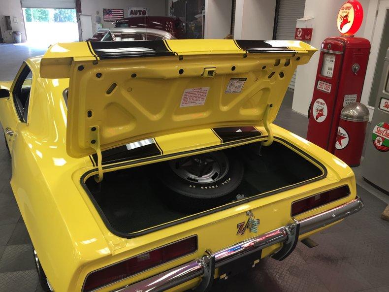 For Sale 1969 Chevrolet Camaro