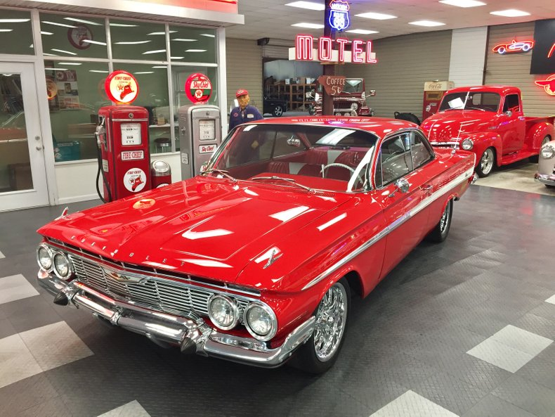 For Sale 1961 Chevrolet Impala