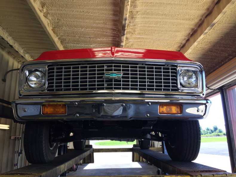 For Sale 1972 Chevrolet Cheyenne