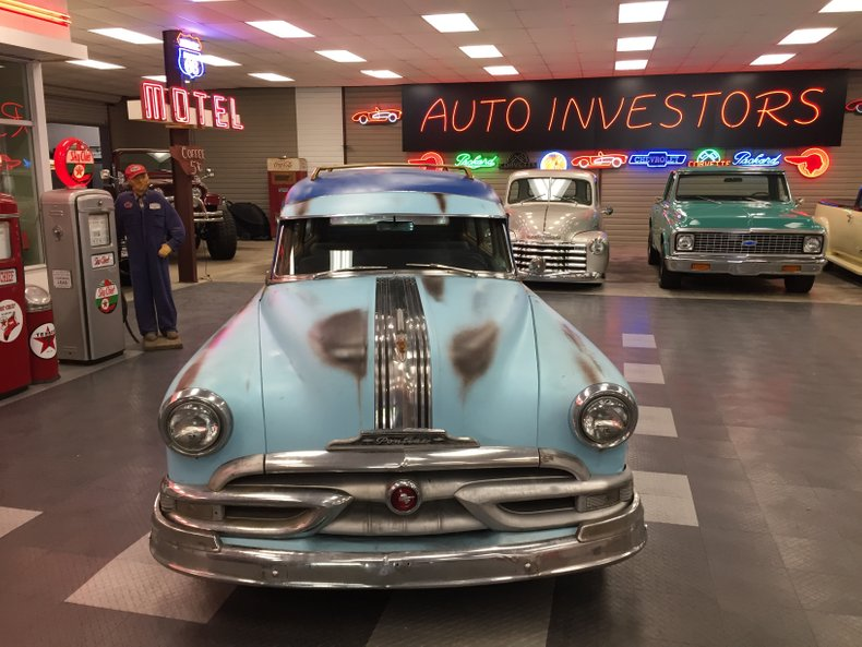 For Sale 1953 Pontiac Chieftain