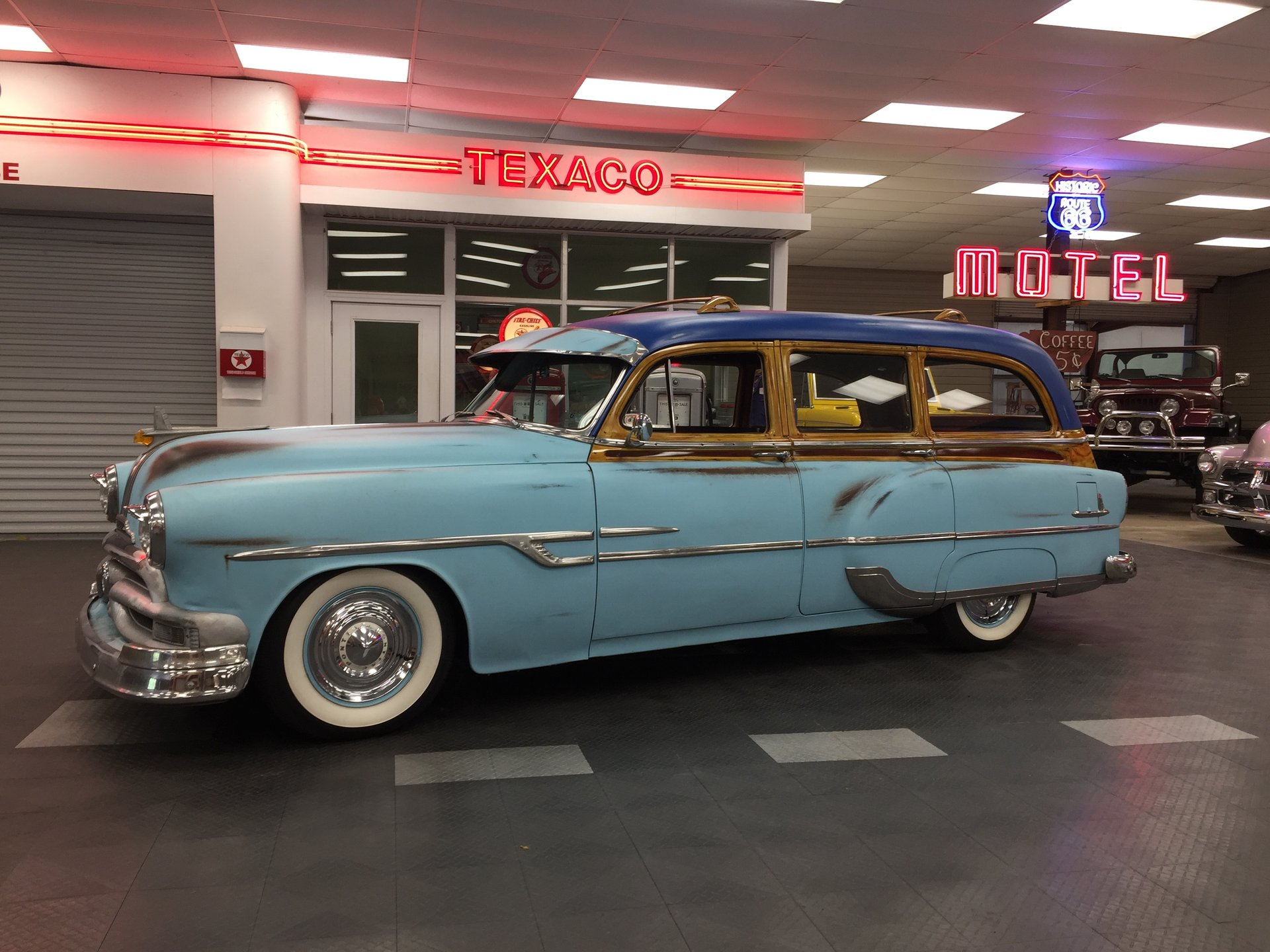 1953 Pontiac Chieftain For Sale 169332 Motorious