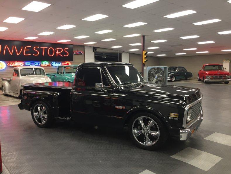 For Sale 1972 Chevrolet Cheyenne