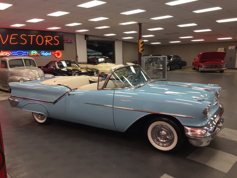 For Sale 1957 Oldsmobile Golden Rocket 88