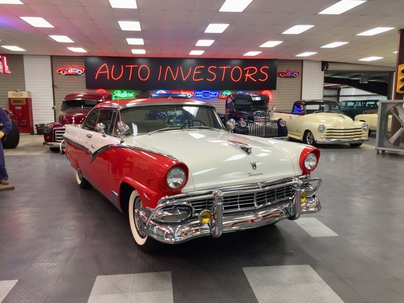 For Sale 1956 Ford Crown Victoria