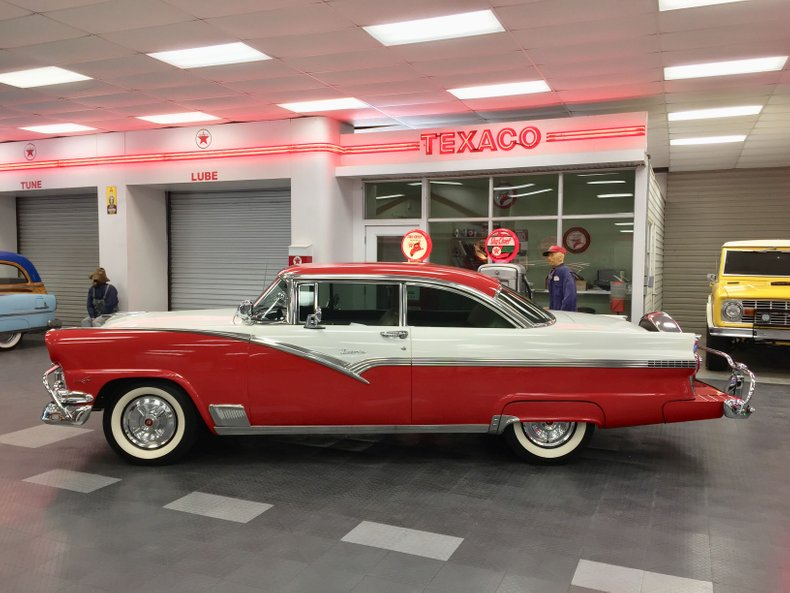 For Sale 1956 Ford Victoria
