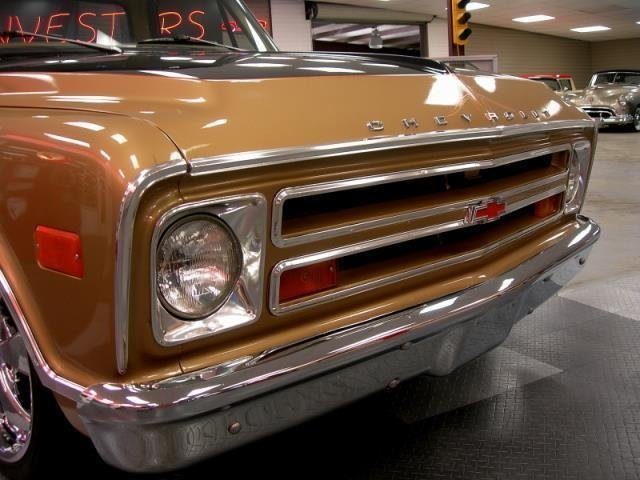 For Sale 1968 Chevrolet C10