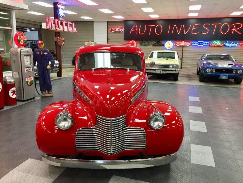 For Sale 1940 Chevrolet Coupe