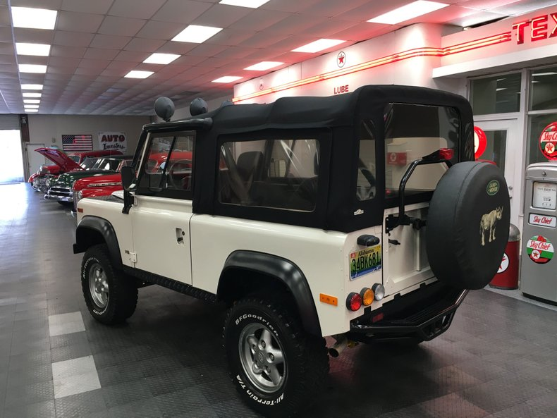 For Sale 1995 Land Rover Defender