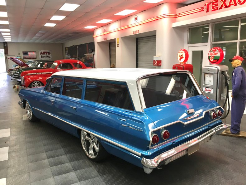 For Sale 1963 Chevrolet Bel Air