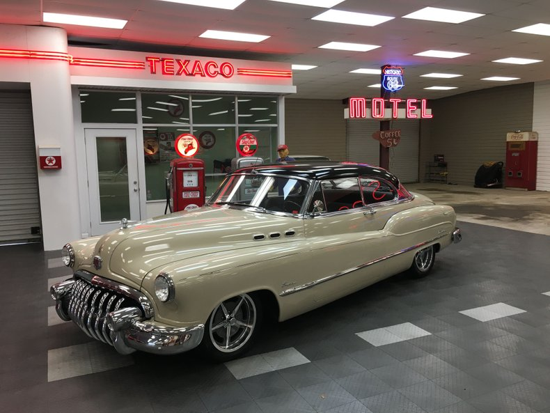 For Sale 1950 Buick Super