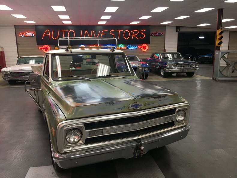 For Sale 1969 Chevrolet C20