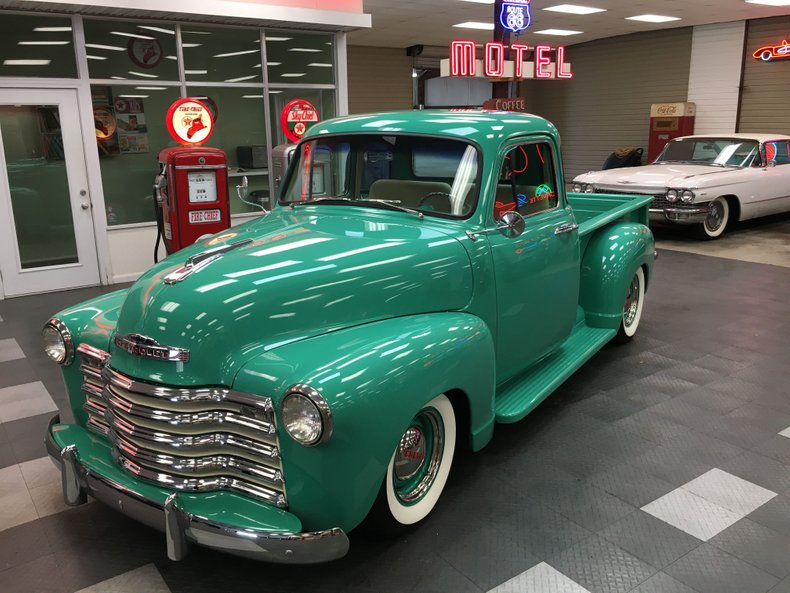 For Sale 1954 Chevrolet 3100