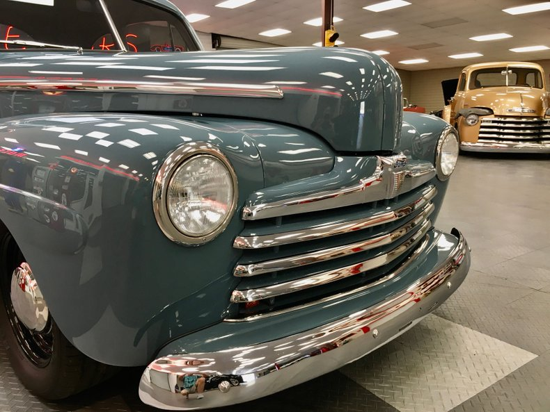 For Sale 1948 Ford Deluxe