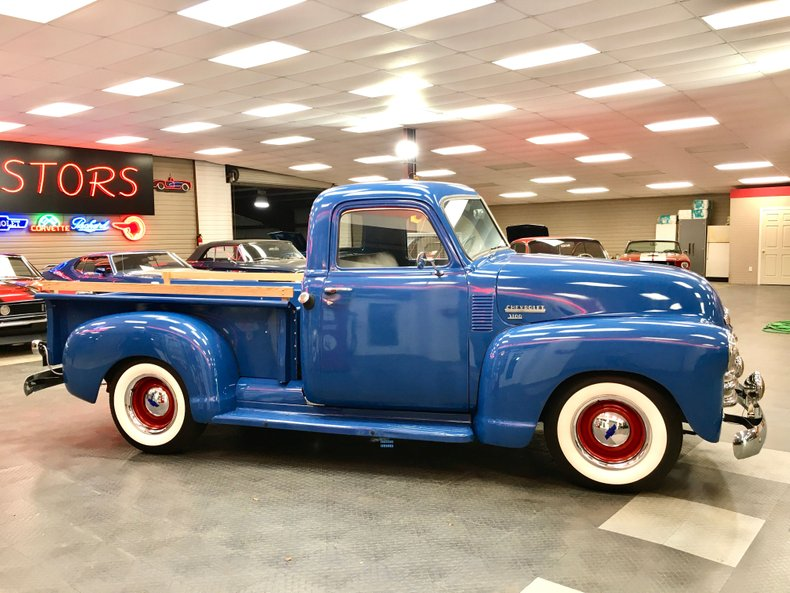 For Sale 1950 Chevrolet 3100