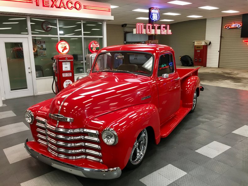 For Sale 1952 Chevrolet 3100