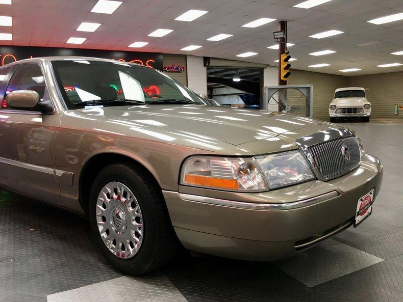 For Sale 2003 Mercury Grand Marquis