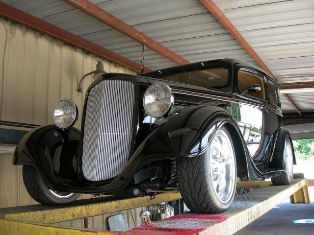 For Sale 1935 Chevrolet Deluxe