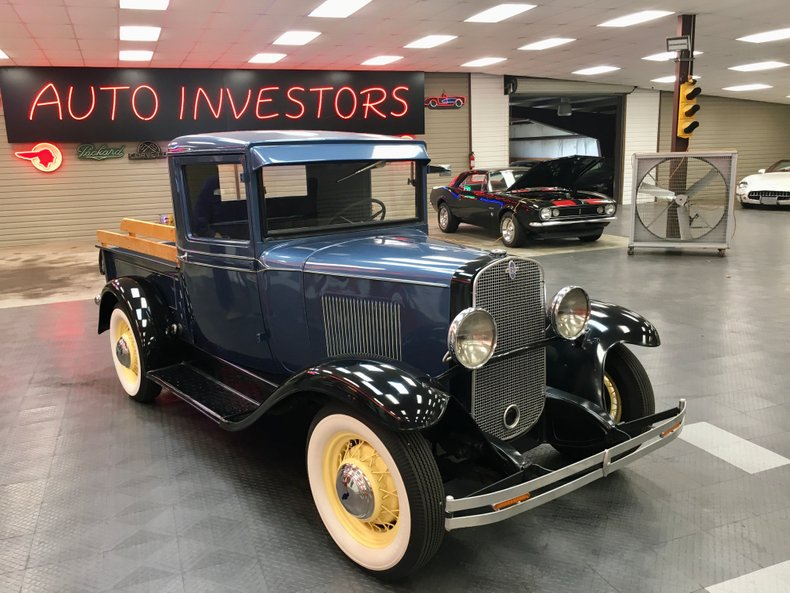 For Sale 1931 Chevrolet Pick Up