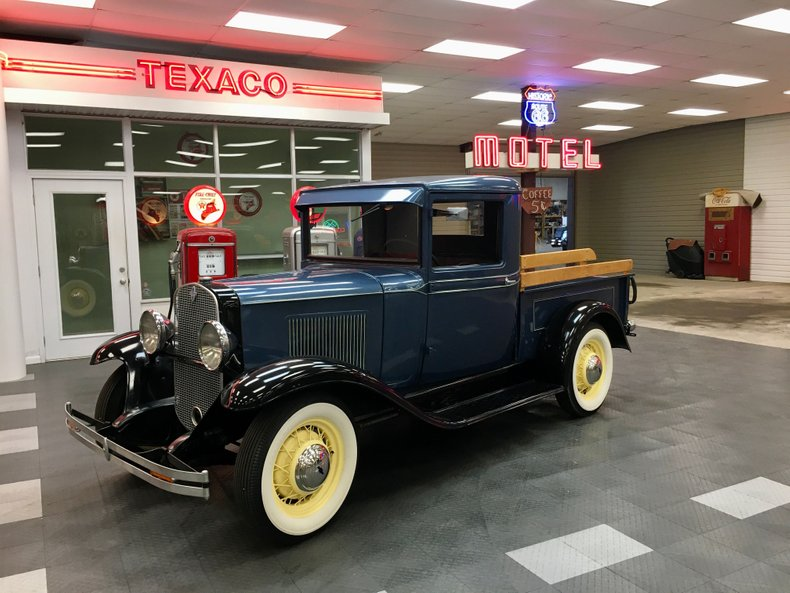 1931 Chevrolet Pick Up