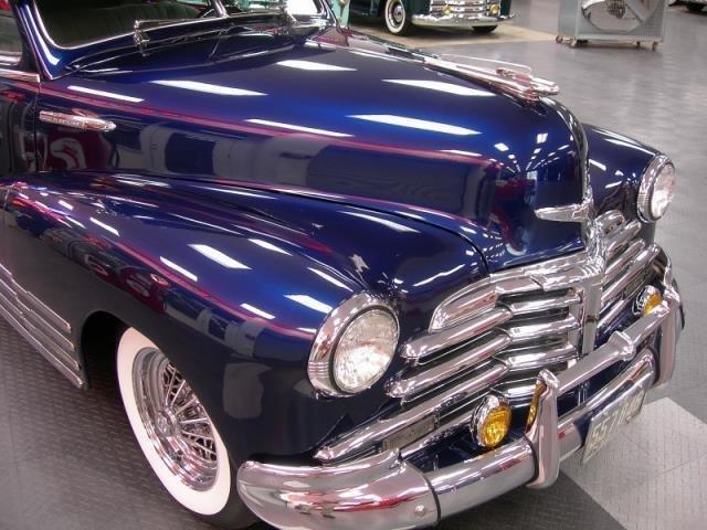 For Sale 1948 Chevrolet Fleetline