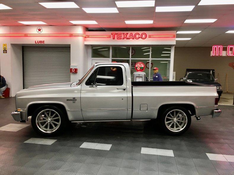 For Sale 1983 Chevrolet Silverado
