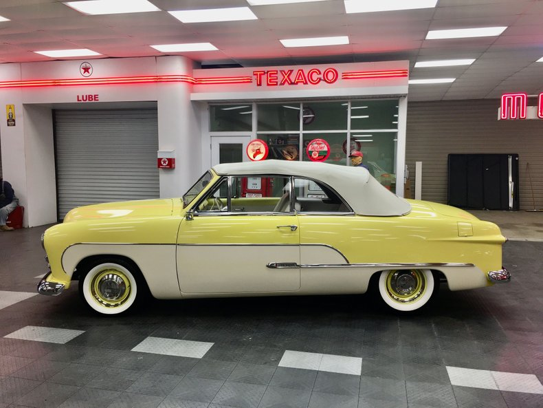 For Sale 1951 Ford Custom