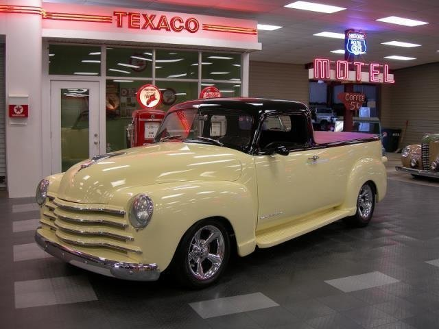 1950 Chevrolet Pick Up