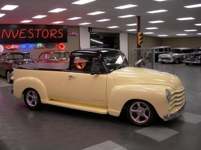 For Sale 1950 Chevrolet Pick Up