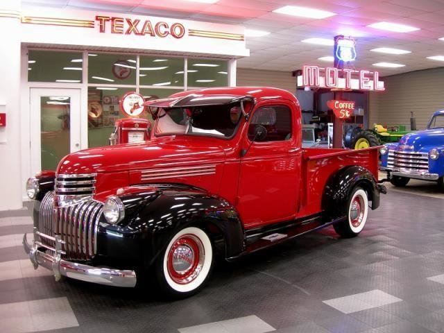 1946 Chevrolet Pick Up For Sale