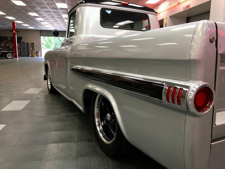 For Sale 1958 Chevrolet Apache
