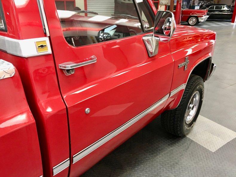 For Sale 1986 Chevrolet C/K 10 Series
