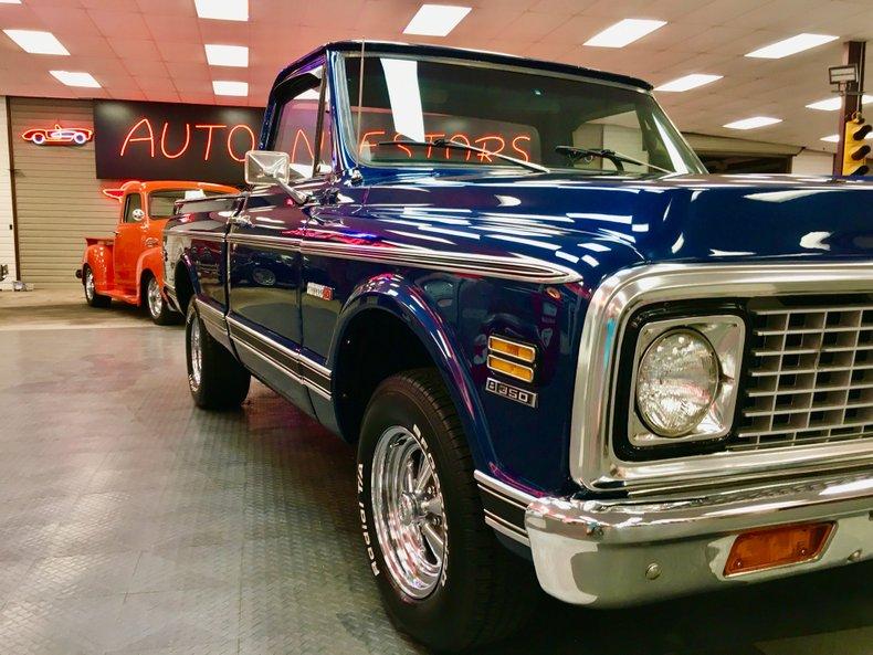 For Sale 1972 Chevrolet C10