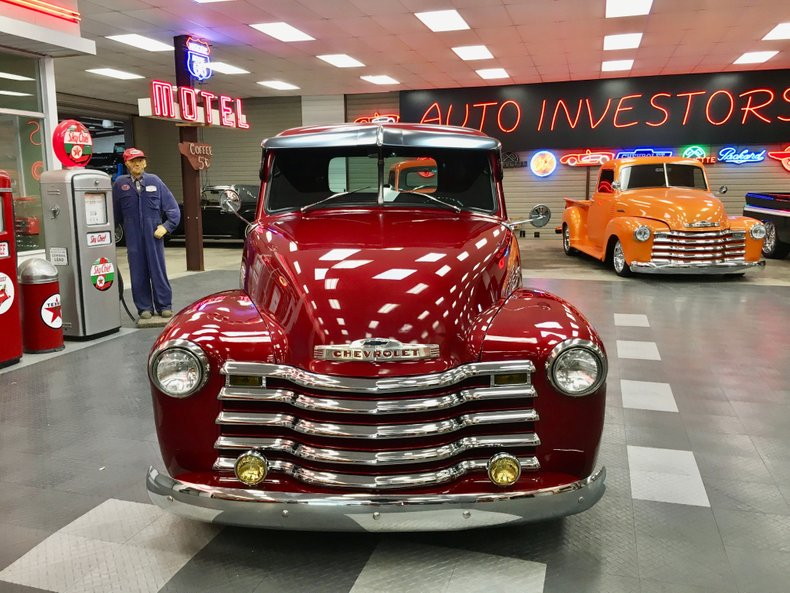 For Sale 1953 Chevrolet 3100