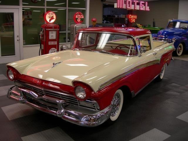 For Sale 1957 Ford Ranchero