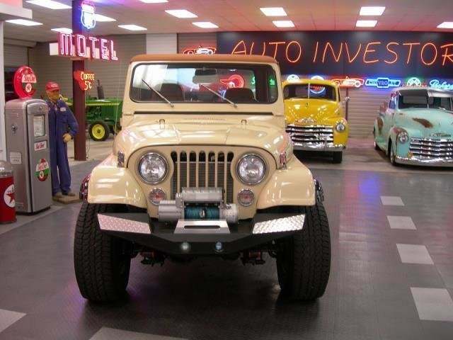 For Sale 1984 Jeep CJ