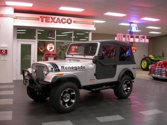 1980 Jeep CJ-7 For Sale