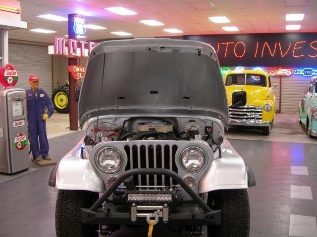 For Sale 1980 Jeep CJ-7