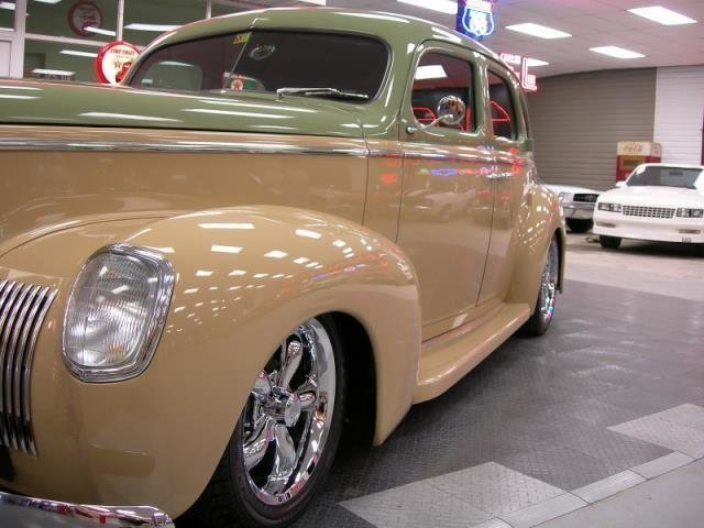 For Sale 1939 Nash Ambassador