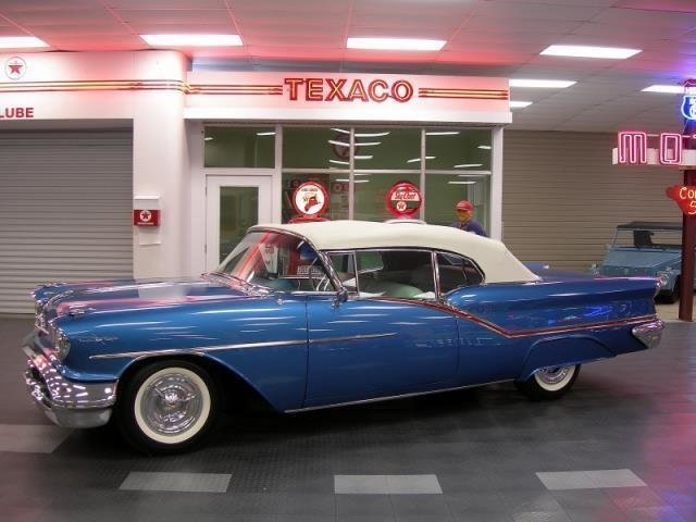 For Sale 1957 Oldsmobile 98 Convertible