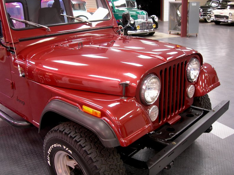 For Sale 1986 Jeep CJ-7